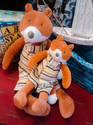 French Fox Children Toy