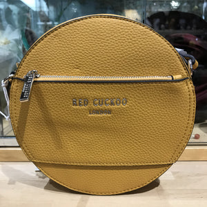 Red Cuckoo Round Bag