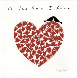 Card - To The One I Love