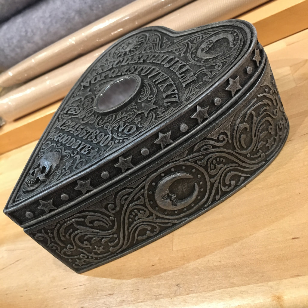 Heart Shaped Spirit Board Box