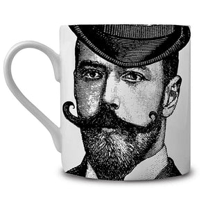 China Mug - Dashing Gentleman