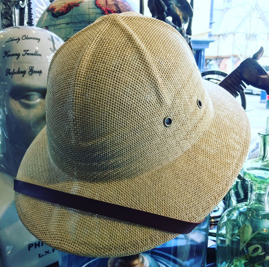 Traditional Pith Helmet