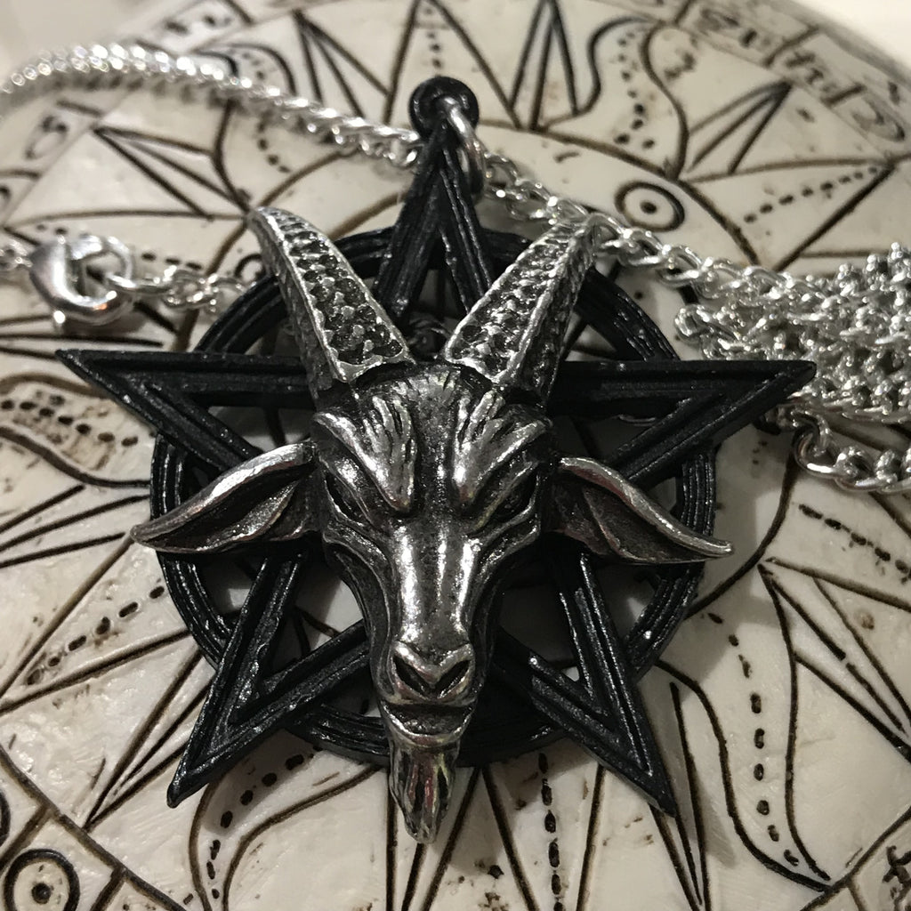 Baphomet Pendant necklace
