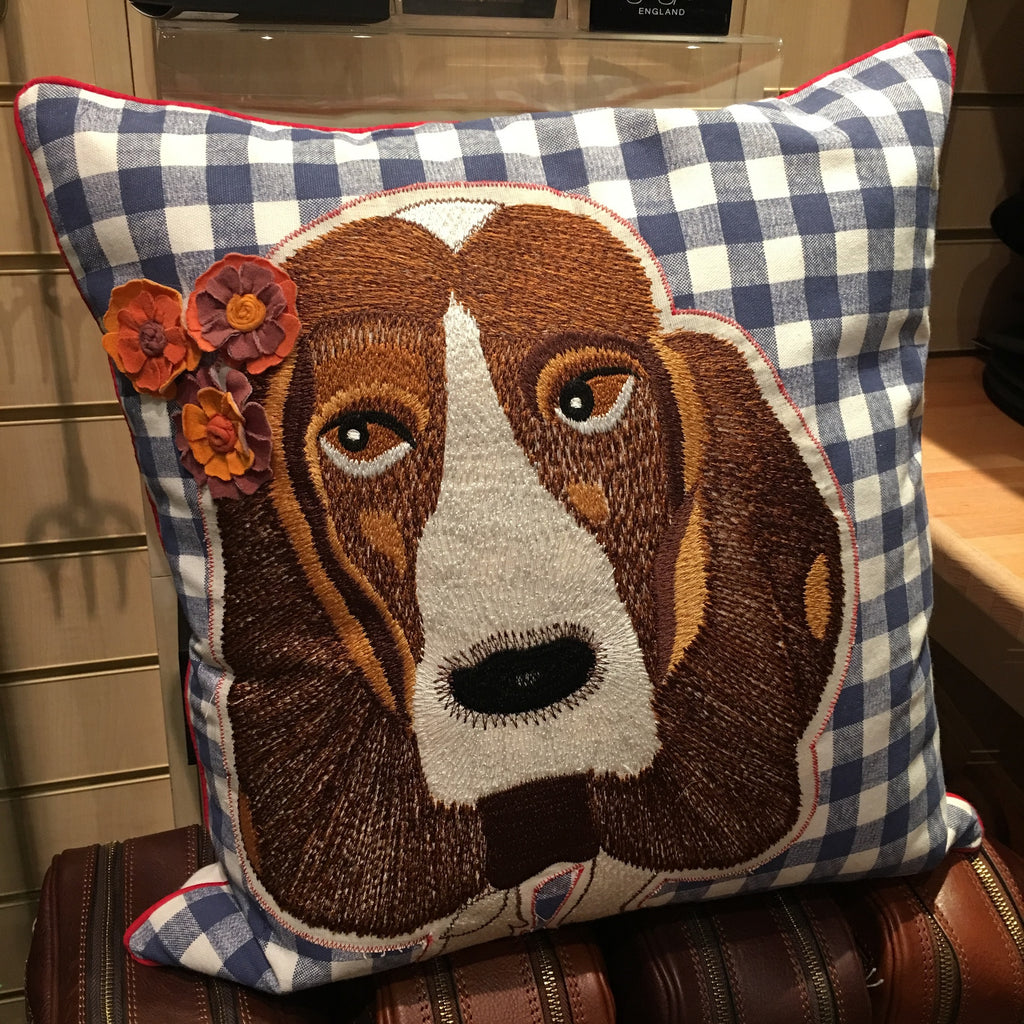 Cute Dog Cushion
