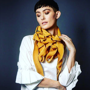 Sculptured Ellie Scarf