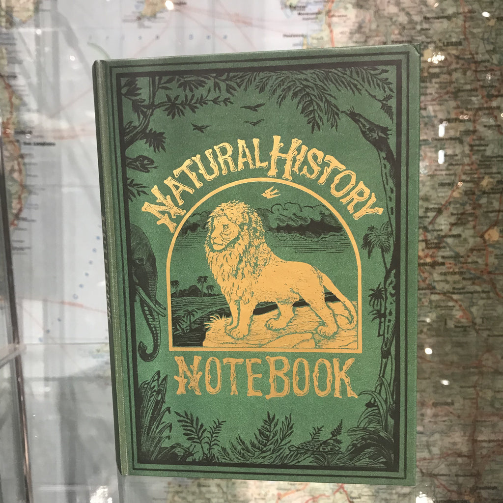 Journal - Natural History Notebook