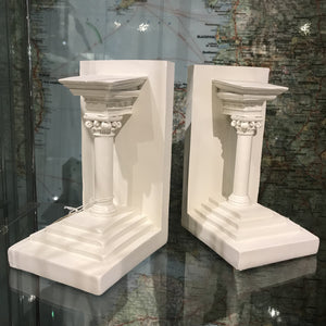 Roman Bookends