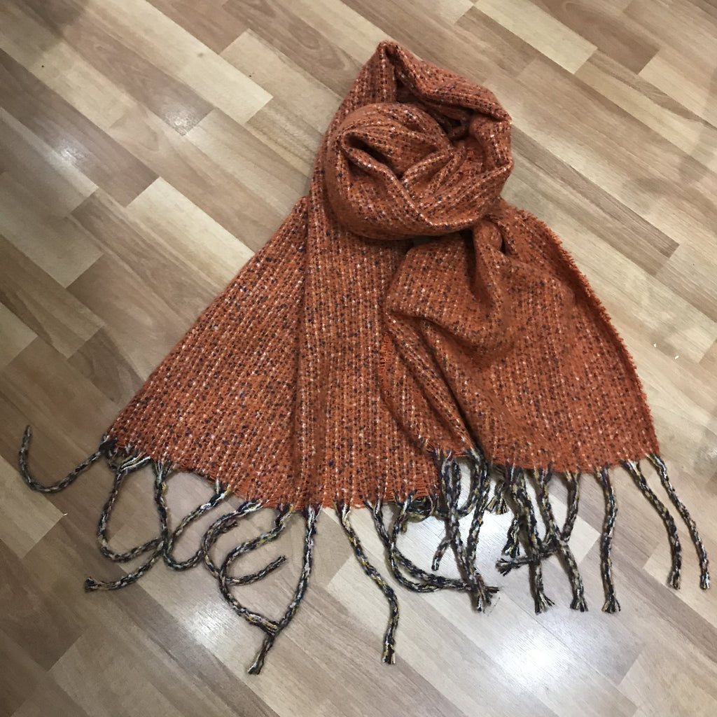 Tactile Soft Scarf