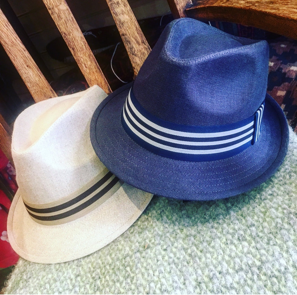 Irish Linen Trilby