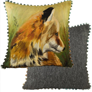 Cushion - Fox Head