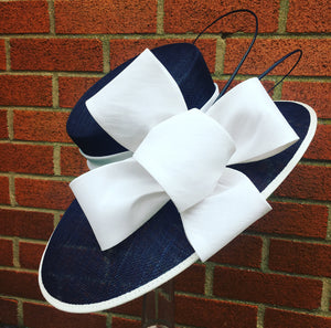 Sinamay Large Special Occasion Hat