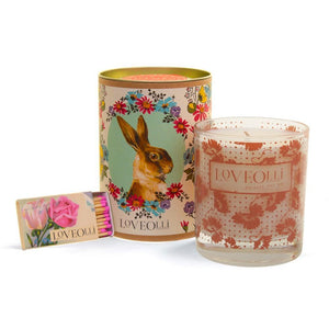 Scented candle Pocket Full of Posies