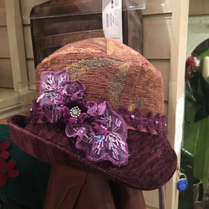 Unique Cloche Hat