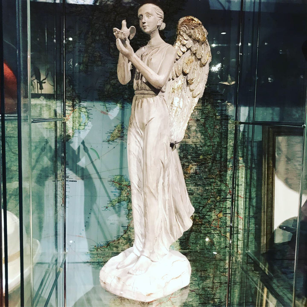 Decorative Angel With Dove