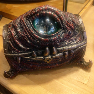Mimic Eyeball Trinket Box