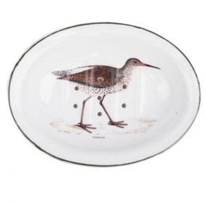 Soap Tray Rev Morris Redshank