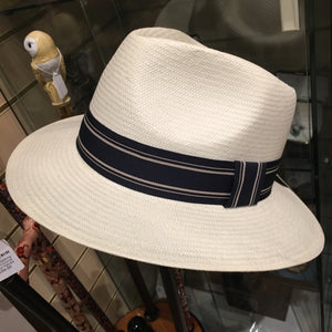 100% Straw Panama Hat
