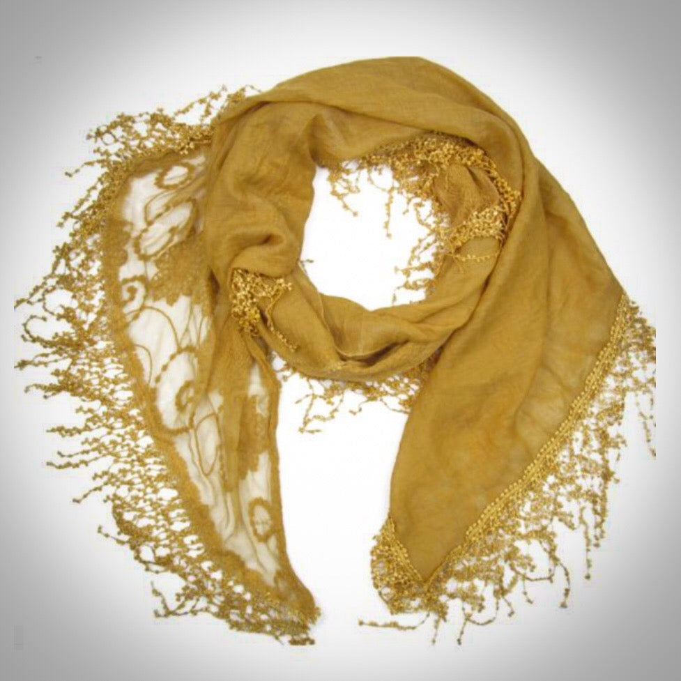 Deco Lace Scarf