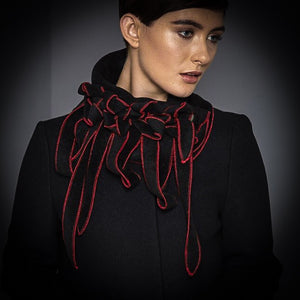 Sculptured Minstral Scarf