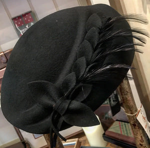 Vintage Style Ladies Cloche Hat