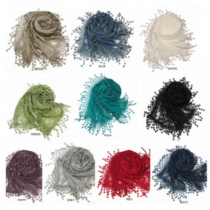 Fab Lace Scarf