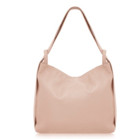 Italian Leather Shoulder Bag