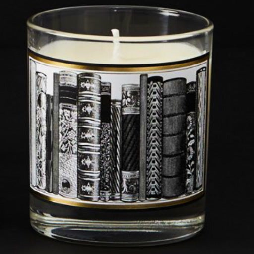 Luxury Scented Library Candle