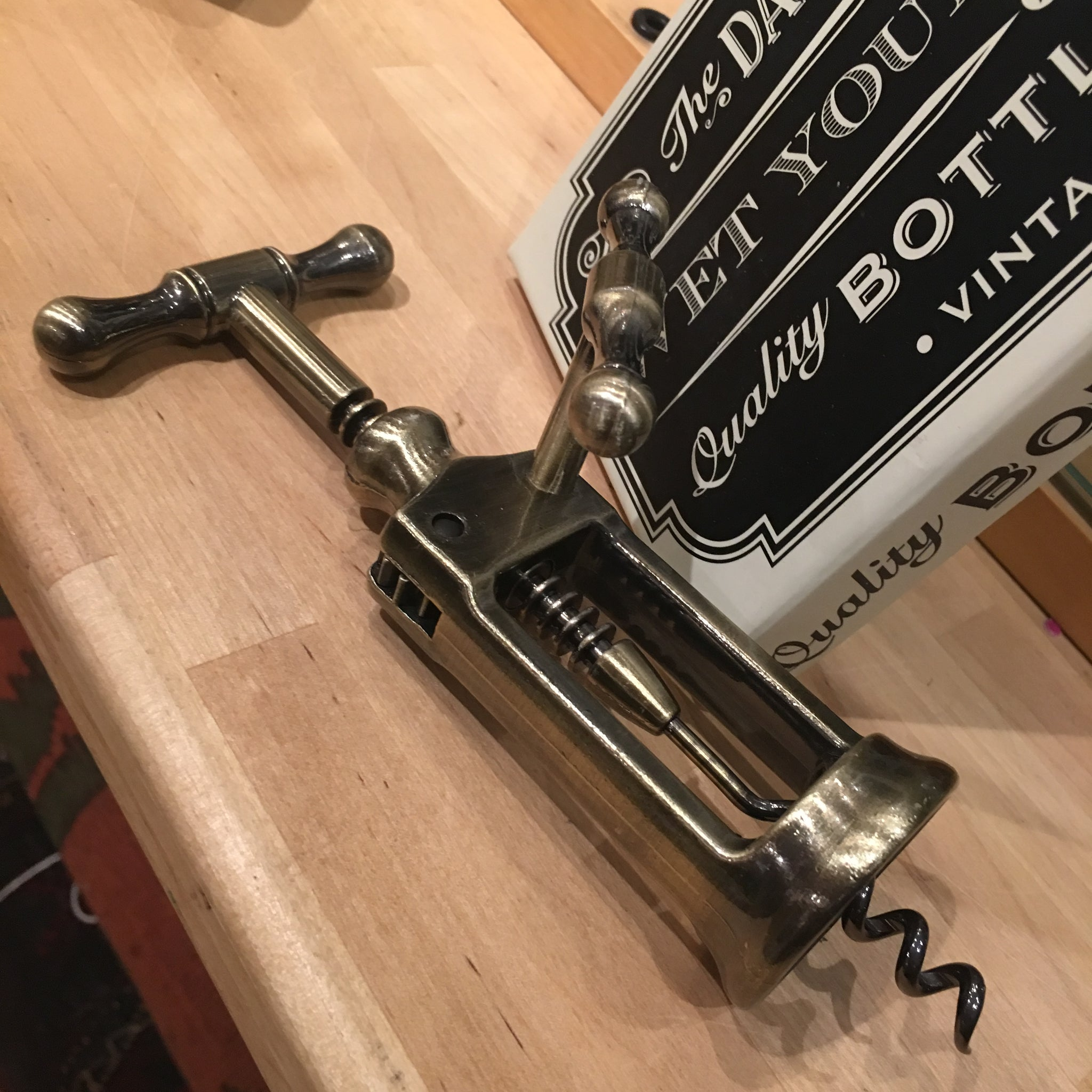 Dapper Chap Bottle Opener