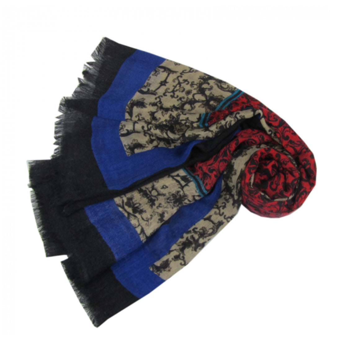 China Flower Scarf
