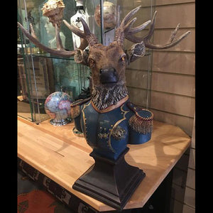 Napoleon Stag Bust - Large