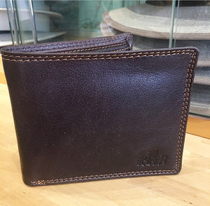 Leather Lancaster Wallet