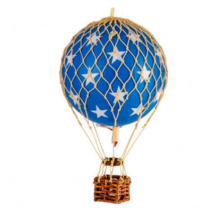 Blue Stars Air Balloon