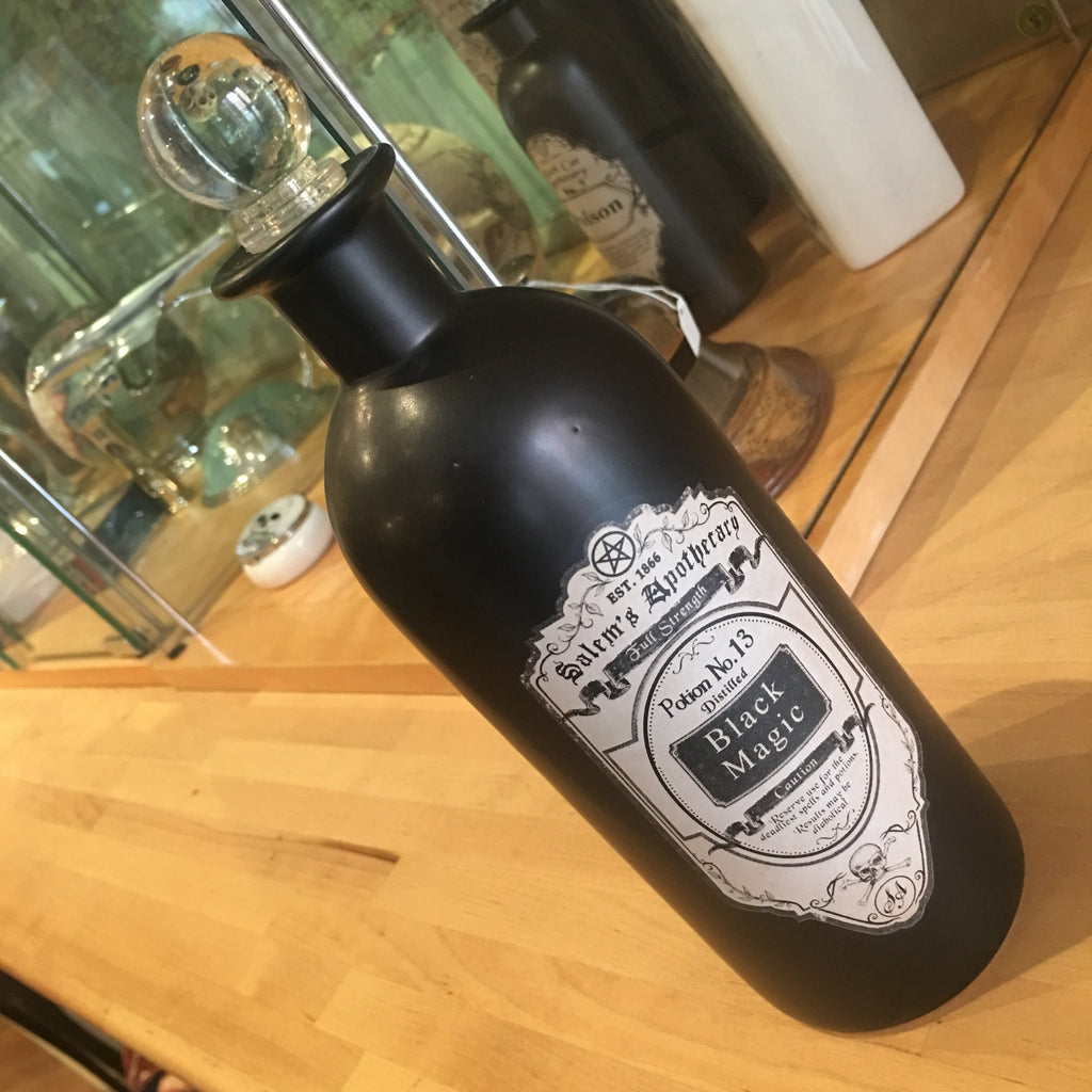Bottle Black Magic Potion No. 13 23cm