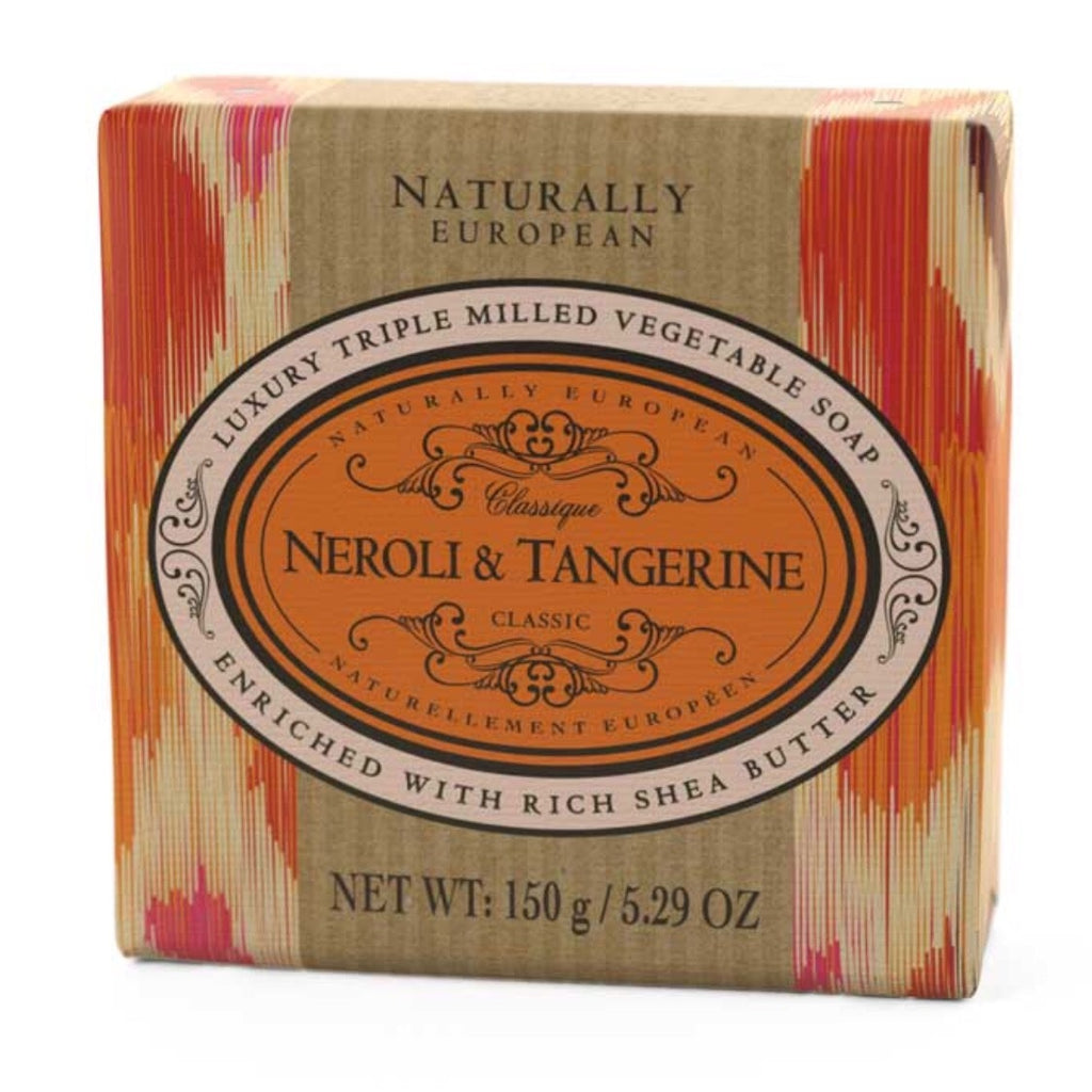 Naturally European Soap Bar - Neroli & Tangerine