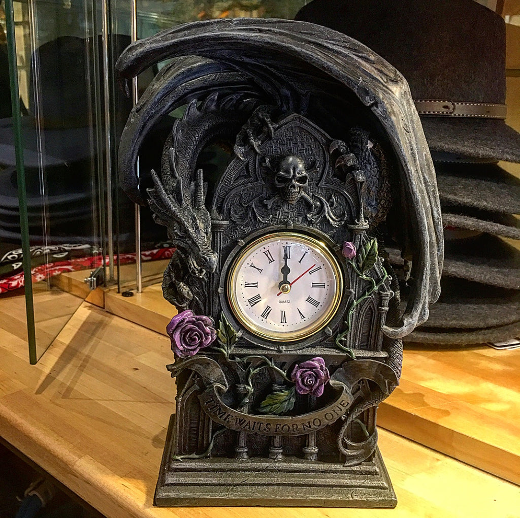 Dragon Beauty Clock