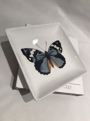 Butterfly Trinket Tray