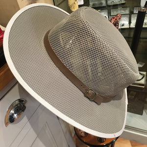 Ventilated Fedora Hat