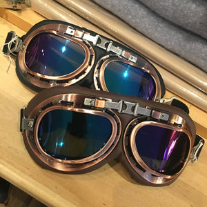 Goggles - Copper Smooth Lens