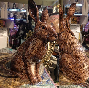 Ceramic Hare Money Box
