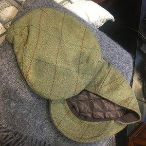 Wool Tweed Cap E19-25/HH