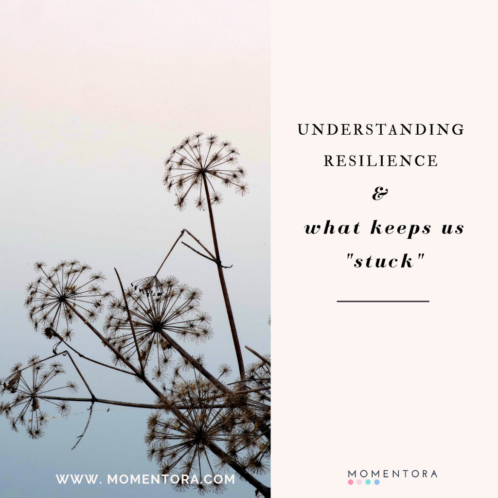 Understanding resilience and what keeps us stuck