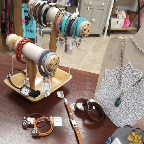 Handmade jewelry at Ardmore Lifestyles, 1308 South Hawthorne Road Winston-Salem, NC 27103