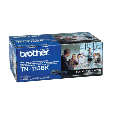 Brother DCP-9040CN 9045CDN HL-4040CN HL-4040CDN 4070CDW MFC-9440CN 9450CDN 9840CDW High Yield Black Toner Cartridge (5000 Yield)