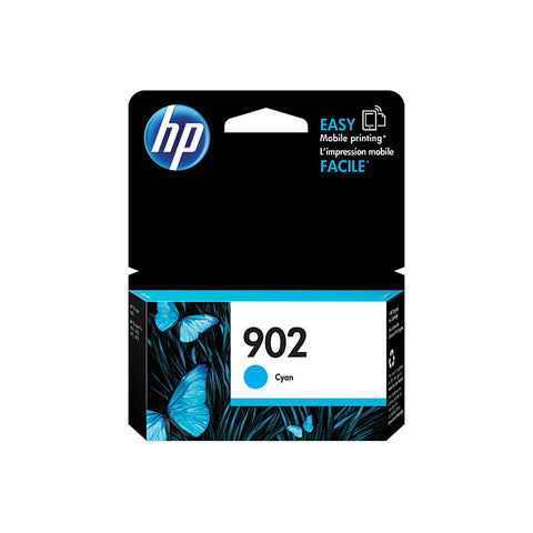 HP 902 (T6L86AN) Cyan Original Ink Cartridge (315 Yield)