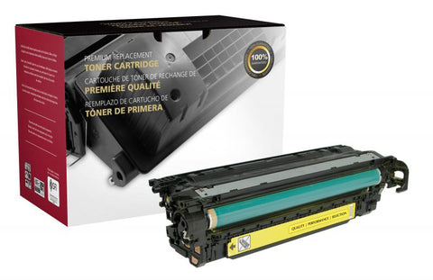 CIG Yellow Toner Cartridge for HP CE402A (HP 507A)