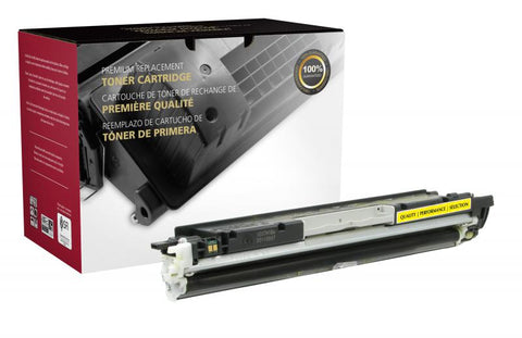 CIG Yellow Toner Cartridge for HP CF352A (HP 130A)