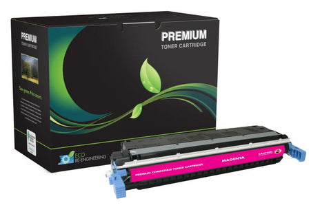MSE Magenta Toner Cartridge for HP C9733A (HP 645A)