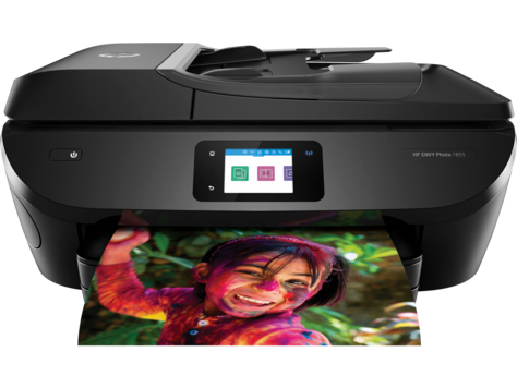 HP 7855 All-in-One Printer