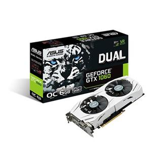 ASUS Computer International GeForce GTX 1060 6GB OC Ed