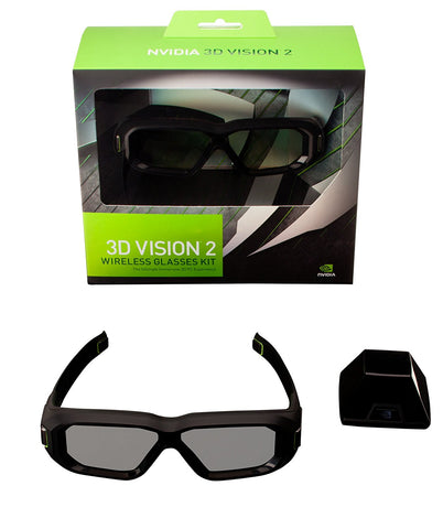 NVIDIA 3D Vision 2 wireless kit